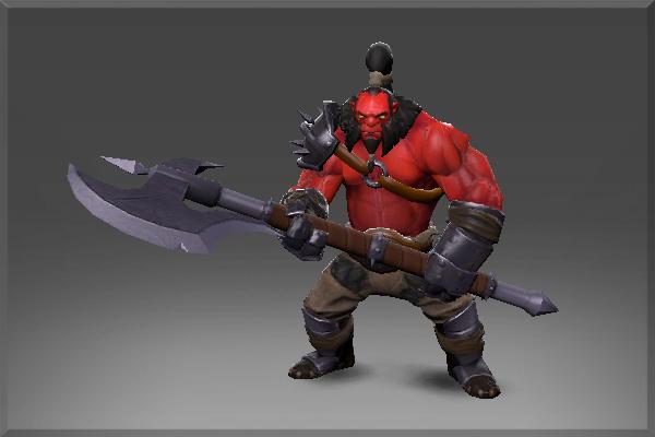 Купить Dota 2 - Heavy Steel Armor [Axe]
