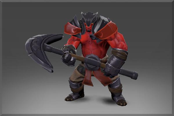 Купить Dota 2 - Bloodmist Armor [Axe]