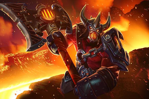 Купить Dota 2 - Harbinger of War [Axe]