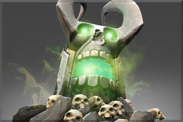 Купить Dota 2 - Pale Mausoleum (3 способность) [Undying]