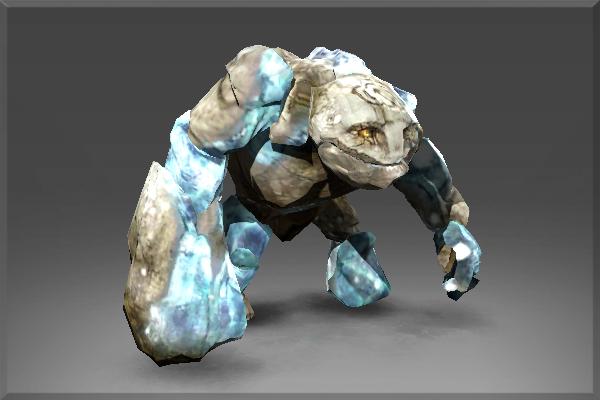 Купить Dota 2 - Elemental Ice Infusion [Tiny]