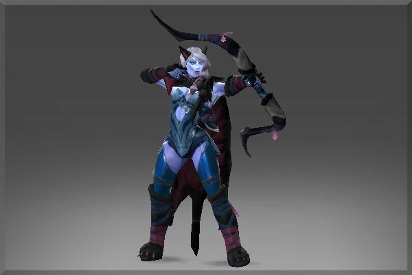 Купить Dota 2 - Gifts of the Shadowcat [Drow Ranger]