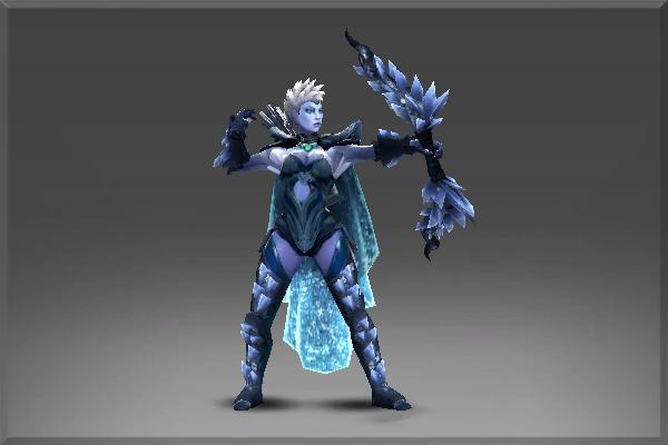 Купить Dota 2 - Spikes of Frost [Drow Ranger]