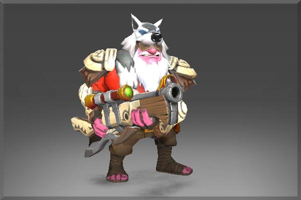 Купить Dota 2 - Spirit of the Howling Wolf [Sniper]