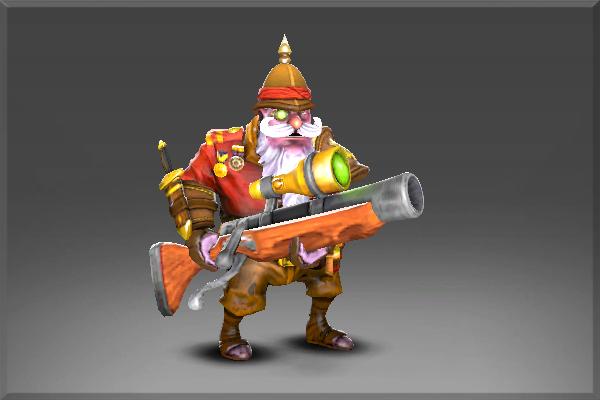 Купить Dota 2 - Gear of the Tally-Ho Hunter [Sniper]
