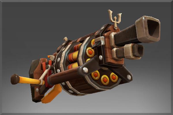 Купить Dota 2 - Muh Keen Gun (оружие) [Sniper]