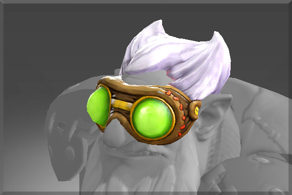 Купить Dota 2 - Spottin´ Goggles (головной убор) [Sniper]