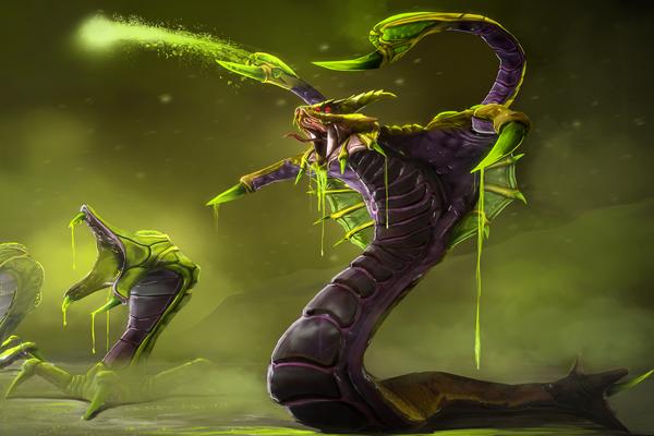Купить Dota 2 - Venomous Deathbringer [Venomancer]
