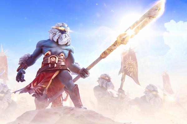 Купить Dota 2 - Vengeance of the Sunwarrior [Phantom Lancer]