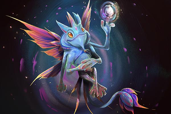 Купить Dota 2 - Mischievous Dragon [Puck]