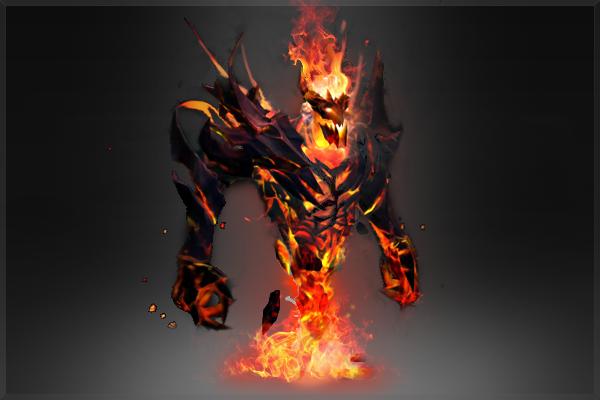 Купить Dota 2 - Demon Eater (Аркана) [Shadow Fiend]