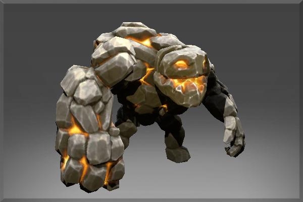Купить Dota 2 - The Igneous Stone [Tiny]