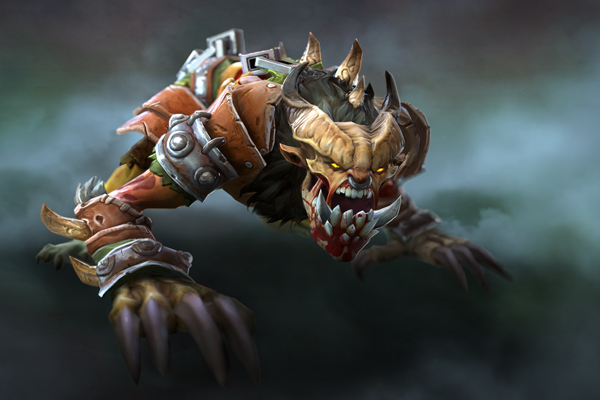 Купить Dota 2 - Trappings of the Ravenous Fiend [Lifestealer]