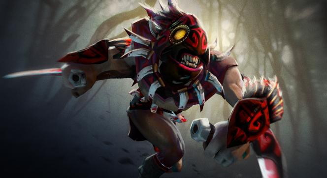 Купить Dota 2 - Ardor of the Scarlet Raven [Bloodseeker]