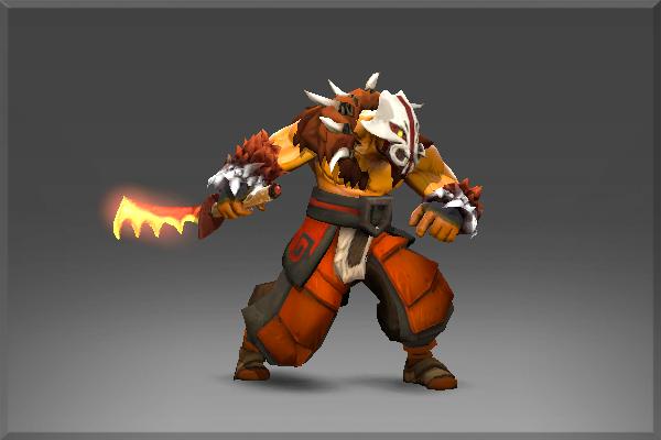 Купить Dota 2 - The Boar God´s Honor [Juggernaut]