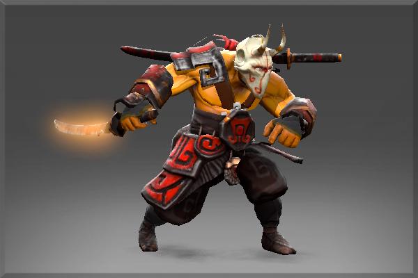 Купить Dota 2 - The Exiled Ronin [Juggernaut]