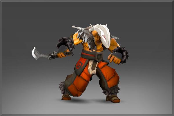 Купить Dota 2 - Traveler on the High Plains [Juggernaut]