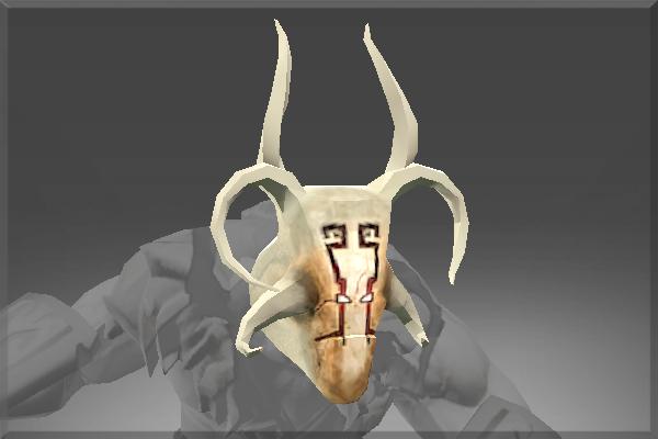 Купить Dota 2 - Ancient Mask of Intimidation [Juggernaut]
