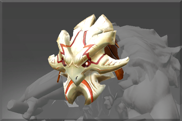 Купить Dota 2 - Aspect Mask of Fulminant Rage [Juggernaut]