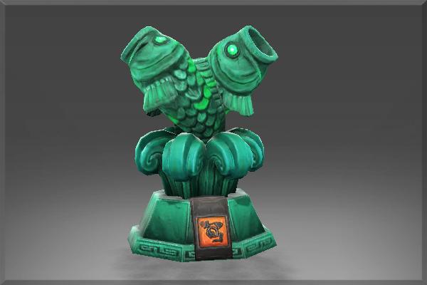 Купить Dota 2 - Healing Fount of the Lost Isles [Juggernaut]