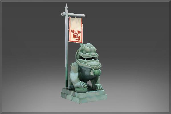 Купить Dota 2 - Healing Ward of Kuur-Ishiminari [Juggernaut]