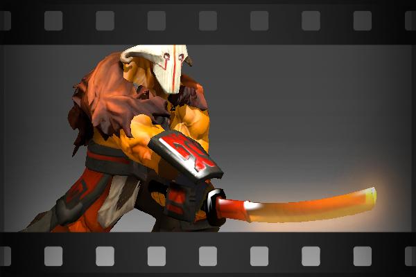 Купить Dota 2 - Sharp Blade (насмешка) [Juggernaut]