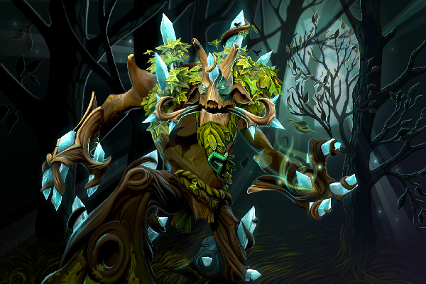 Купить Dota 2 - Moonshard Overgrowth [Treant Protector]