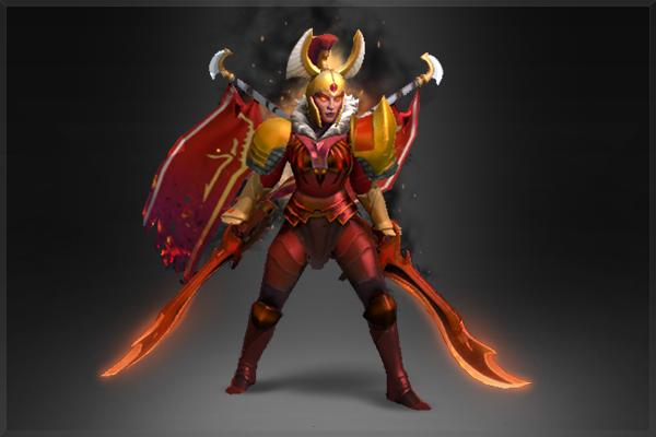 Купить Dota 2 - Blades of Voth (Аркана) [Legion Commander]