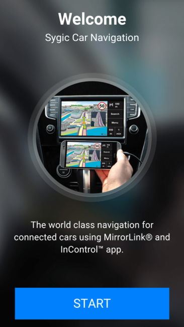 Sygic Car Navigation World Connected Premium Pack