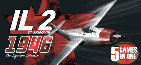ИЛ-2- Штурмовик / IL-2 Sturmovik: 1946 (Steam Key/ RoW)