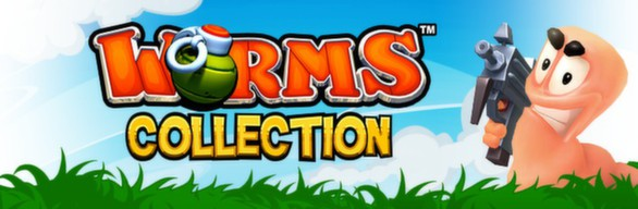 Worms Collection 2015 (21 in 1) ( Steam Gift  RU+ CIS )