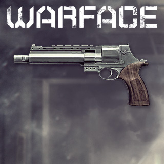 Mateba Autorevolver (Model 6 Unica) Warface