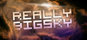 Really Big Sky ( Steam Region Free key ключ )
