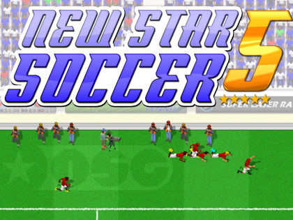 New Star Soccer 5 (steam key) Region Free