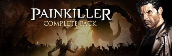 Painkiller Complete Pack (Steam gift Region Free)