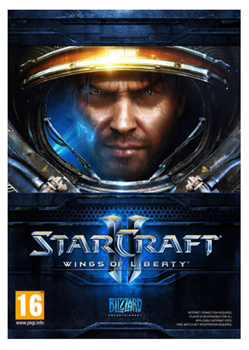Starcraft 2: Wings Of Liberty (RU) battle net key