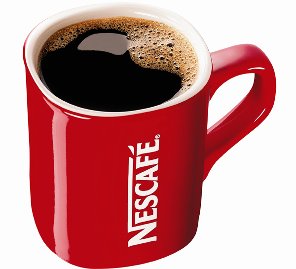 vk.com stickers Nescafe