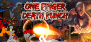One Finger Death Punch ( STEAM region free key )
