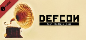 Defcon soundtrack ( steam key region free ) DLC