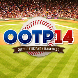 Out of the Park Baseball 14 ( steam key region free )