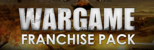 Wargame Franchise Pack ( steam gift region free )