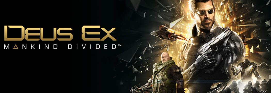 Deus Ex: Mankind Divided будет поддерживать PlayStation 4 Pro