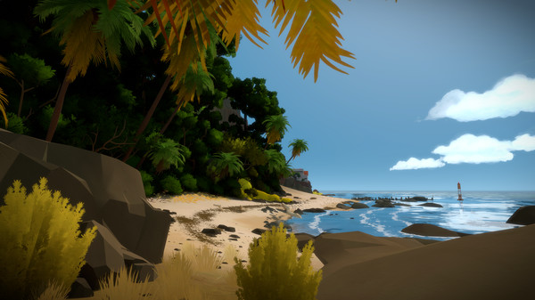The Witness Steam Gift (RU+CIS)  + Подарок