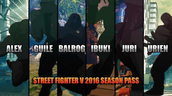 Street Fighter V 2016 Season Pass  Steam Gift (RU+CIS)