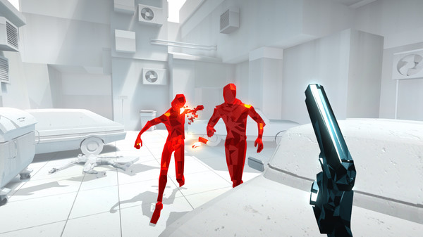 SUPERHOT  СССУПЕРРХОТ Steam Gift (RU+CIS) + Подарок