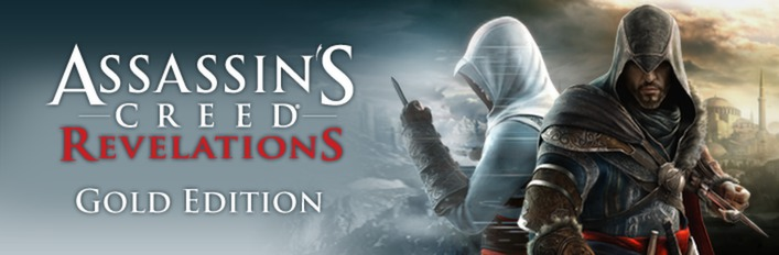 Assassin´s Creed Revelations - Gold Ed Steam Gift CIS