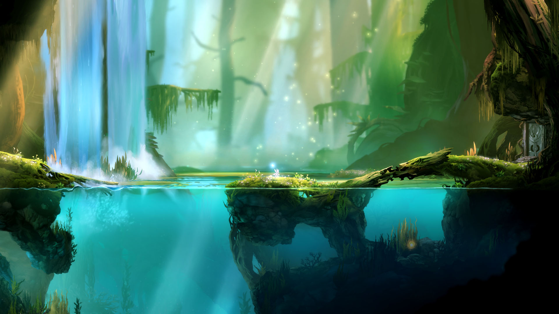 Ori and the Blind Forest Steam Gift RU