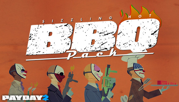 PAYDAY 2: The Butcher´s BBQ Pack (Steam Gift / RU