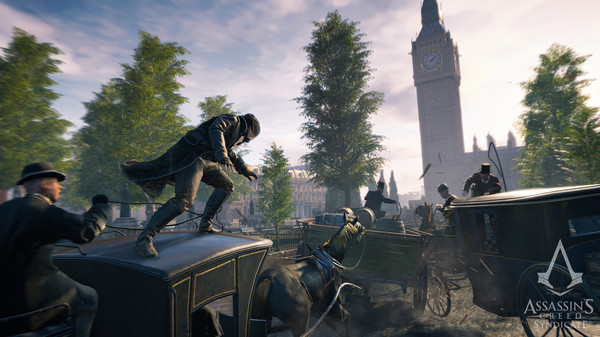 Assassin´s Creed Syndicate Steam Gift RU + Подарок