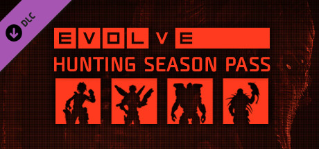 Evolve - Hunting Season Pass DLC Steam key (RU+CIS**)